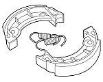 Kreidler remdelen, remblokken, remsegmenten, achternaven & meer