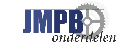 Koplamp Vierkant Zwart Zundapp/Kreidler