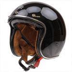 Helm Jet Le Mans II SV MT Zwart