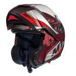 Helm Systeem MT Atom Transcend SV Rood