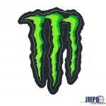 Sticker Monster 11X8CM